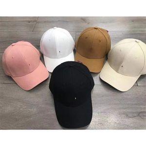 Unisex Yaz Mektup Baskı Şapka Sokak Başlığı Moda Beyzbol Şapkası Erkek Kadın Sundiri Renk Beanie Casquette Ayarlanabilir En Kaliteli