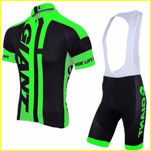 Giant Cycling Jersey Anzug Pro Cycling Set MTB Fahrrad Tragen Fahrrad MAILLOT ROPA CICLISMO BIKE Uniform Radfahren Kleidung 32939