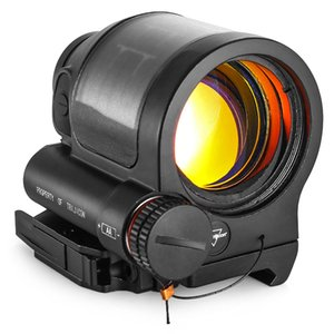 SRS hunting scopes Solar Power inner red dot sight for Tactical AR airsoft 20mm QD mount