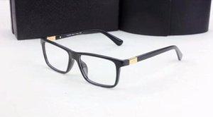 أعلى جودة OPR06SV النظارات الإطار مرونة معبد للجنسين مستطيل نقي لوح للنظارات الطبية 54-16-140 حالة كاملة
