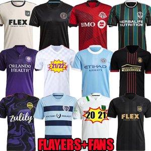 Версия для игрока MLS DC United Soccer Trackics 22 22 LAFC Inter Miami Atlanta La Galaxy York Montreal Columbus Jersey Seattle Sounder Kansas 2021 2022 Toronto FC