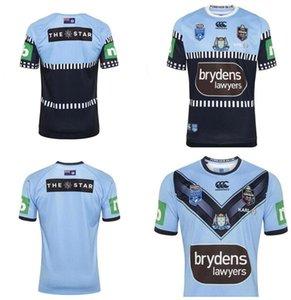 2020 NSW البلوز الكبار سوبر الركبي جيرسي نيو ساوث ويلز قميص مايلوت camiseta ماجليا قمم S-5XL trikot camisas