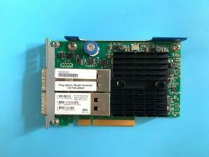 Original dual port network card 544+FLR-QSFP 764285-B21 764618-001 764737-001 For HP G8 G9