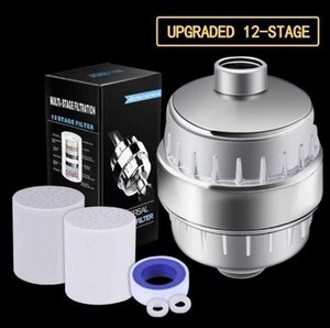 Cartridges & Filters 10-15 Stage 2 Replaceable Cartridges Kit Water Filter Removes Chlorine Reduces Flouride Chloramine Filtered Shower Head CIDC