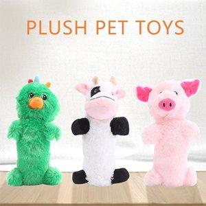 Animal de compagnie chat chien sonale sonale interactive peluche jouet chaton dents meulage chat jouets en peluche de jouets fournitures