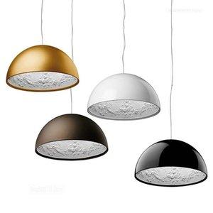Modern Resin Pendant Lights SKYGARDEN Hanglamp For Living Room Dining LED Lamp Home Decor Kitchen Light Fixtures Lamps