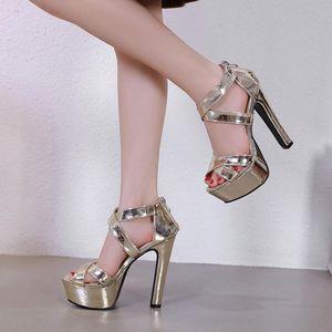 2021Fashion Womens Shoes Beige Heeled Sandals Espadrilles Platform Luxury Black New High Comfort Closed High-heeled Leather Gir