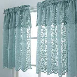Curtain & Drapes Romantic Blackout For Living Room Bedroom Exquisite Curtains Breathable Window Party Floral