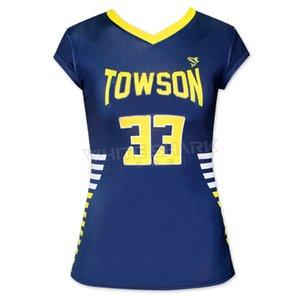 Women Volleyball Jerseys Latest custom design netball dresses uniforms