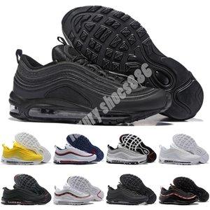 С коробкой разведенной Sean WotesPoon спортивная обувь по всему миру тройной черный белый галстук красит Хэллоуин женские мужские тренеры на открытом воздухе