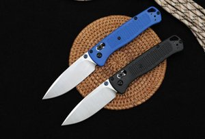 535 Folding Knife S30V Blade Tactical Camping Survival Pocket Nylon Handle Outdoor Hunt Rescue EDC tools With Gift Box 3300 3350