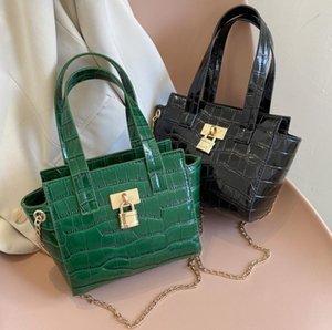 Cross Body 2021 Trendy Fashion Western Style Messenger Shoulder Bag Pattern Ladies Handbag1