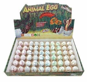 الرواية مياه تفقيس التضخم ديناصور البيض المائية التشققات تنمو البيض ألعاب تعليمية هدية مثيرة للاهتمام