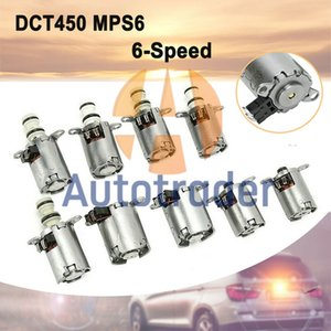 New DCT450 MPS6 Gearbox Transmission Solenoid Kit For DODGE FORD VOLVO 2008-on