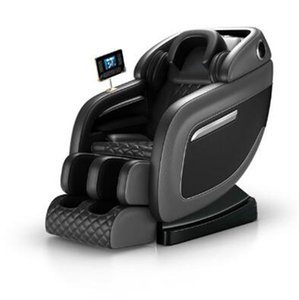 M9  Direct Selling Massage Chair Electric Full Body Leather Kneading Vibration Heated Zero Gravity Relax