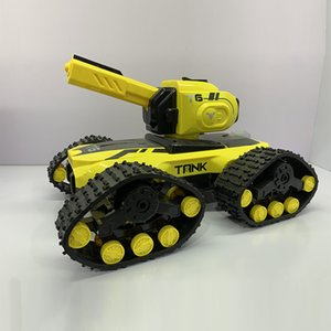 2.4g remote car water cannon spray Children's electric toys