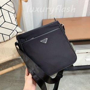 2021 Fashion Business Travel Men Messenger Bags Shoulder Bag Mens Latest Waterproof Canvas Briefcases Simple Temperament Casual Briefcases
