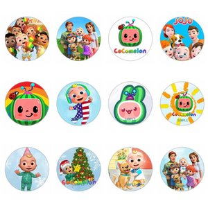 Cocomelon Theme Family Party Disposable Tableware Set Paper Cups Plates BirthdayParty Supplies Kids Toy Baby Shower Decorations