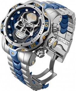 الاحتياطي لا يقهر سم الرجال نموذج 30351 كوارتز ساعة 52.5 ملليمتر الفولاذ المقاوم للصدأ مونتر هوم relogio undefeated relojes المعصم