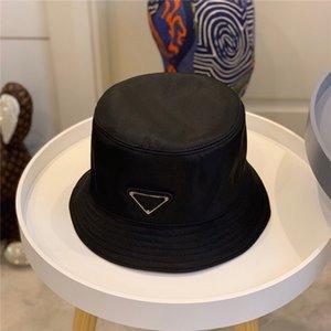 PRA دا دلو مصمم قبعة الرجال والنساء كاب الأزياء الكلاسيكية قبعات ماركة القبعات 20ss الخريف الربيع الصياد بريم الشمس هبوط السفينة