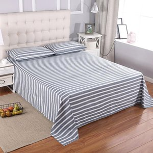Grounded earthing Flat Sheet Queen 94.5x102 Inch (240*260cm) Not included case by Cotton Silver fabric Conductive sheet