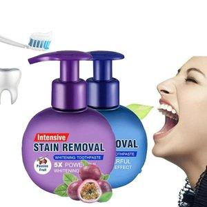 220g Soda Teeth Whitening Toothpaste Tartar Scaler Dental Stain Removal Baking Soda Toothpaste Fight Bleeding Gums Toothpaste