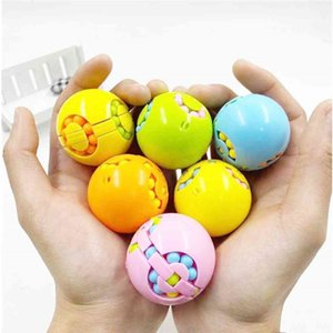 Kids Decompression Magic Bean Wireless Magic Cube Ball Children Toys Puzzle Game Intelligence Novel Toy H41NN8M