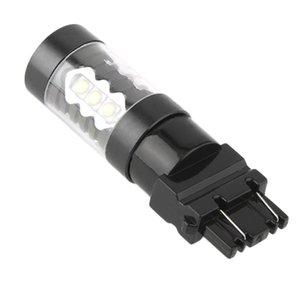 Car Headlights Universal Design Low Power Consumption 80W High Bright 16LED Reverse Lights 12V-24V Parking Bulb T25