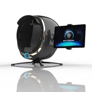 7 in 1 portable 3d skin test analyzer camera skin and hair scanner 3d digital facial analysis skin analyzer machine