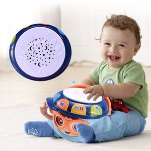Children's electric drum education toys baby music