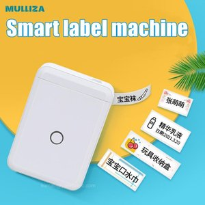Printers Wireless Multifunctional Portable Pocket Handheld BT Connection Fast Printing Clothes Jewelry Price Classification Label Printer