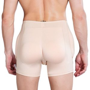Control Panty Gaff Silicone Padded Bragas, ropa interior Crossdresser Transgender Camel Toe Panty Shemale