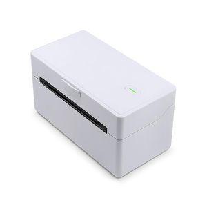 Printers 4inch WhiteThermal Label For Logistics Industry TDL407