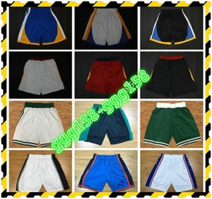 2021 marca swingman rev 30 uomini pantaloni da basket pantaloncini verdi viola bianco nero blu rosso correre pantaloni sportivi ricamo logo traspirante