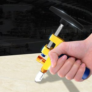 Professional Hand Tool Sets 2 In 1 Manual Tile Cutter Multifunction Glass Divider Ceramic Opener HFing