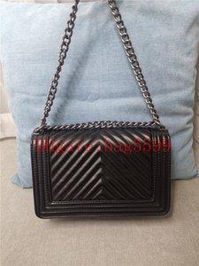 Diseñador de moda Mujeres Crossbody Messenger Bolsa de hombro Bolsas de cadena Bolsas de cuero de buena calidad Monederos de cuero Señoras Bolso de alta capacidad