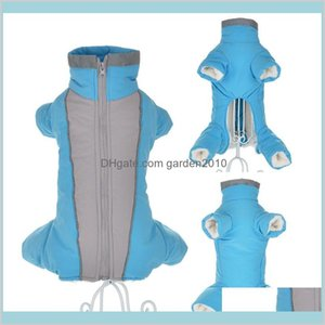 Dog Apparel Supplies Pet Home & Garden Winter Clothes For Small Dogs Warm Fleece Puppy Coat Jacket Waterproof Reflective Jumpsuits Chi