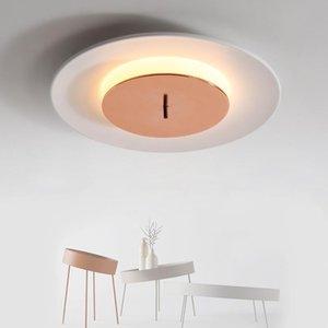 Ceiling Lights LED Light Nordic Modern Lamp Living Room Bedroom Bathroom Kitchen Gloss Lighting