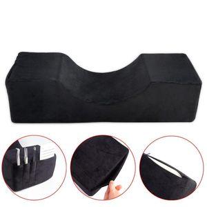 Professional Lash Pillow Neck Support Eyelash Pillow Soft Grafting Eyelashes Memory Foam Eyelash Extension Pillow Makeup Salon 1293 V2