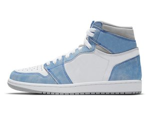 1 Université Hyper Hyper Royal Twist Chicago Basketball Chaussures Hommes 1S Milan Numérique Numérique Nail Sail Light Blue Unc Patent Top 3 Bred Tee Court2021s