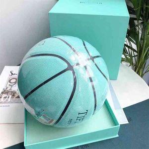 TIFFANY BLUE indoor outdoor boyfriend and girlfriend Valentine's Day basketball gift recommendation