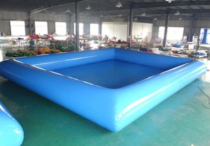 Large Inflatable Swimming Water Pool Playhouse for Kids Commercial Grade PVC Inflatables Pools