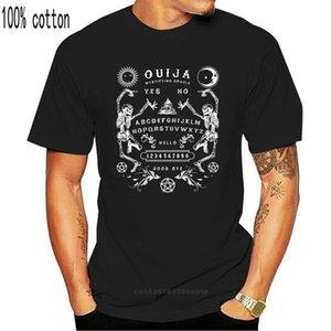 Dildan 2021 Neue Ankunft Baumwolle Männer Hemd Hohe Qualität Ouija Board Skelette - Direkt vom Stockist T-Shirt