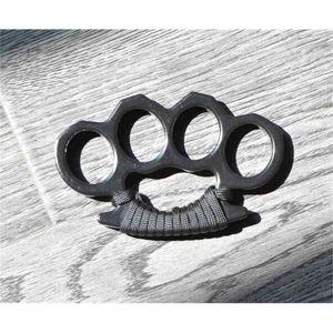 Brand Brass New Steel Knuckles Fighting Knuckle Duster Powerful Self Defense Knuckles Mens Selfdefense Tool Hand Tool Drop