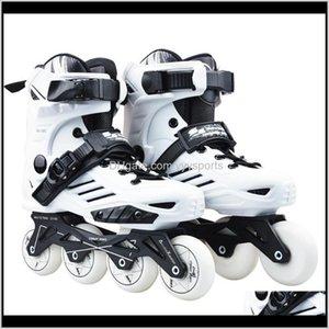 Roller Original Stanley Professionelle Inline-Schlittschuhe für Erwachsene Kind Slalom Slime-Stil Rennskating Bursh Street Patines P3 B9LWZ BFV2F