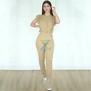 2021 New Style Nursing Scrub Hospital Uniforms Made of Polyester Rayon Spandex Stretchy Fabric Medical Scrubs for Women