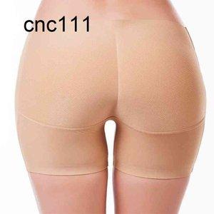Seamless Big Ass Fake Buttocks Lift Push Up Panties Mid-waist Raised Hips Boxer Sexy Underwear Women Bum Lifter Lingerie{category}VDR6