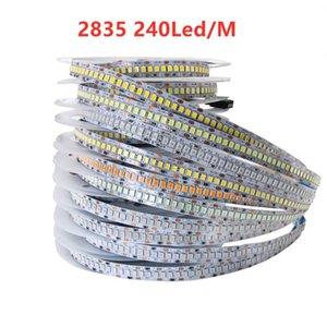 Strips 5V 12V 24V Led Strip Light RGB PC SMD 2835 White Ledstrip Waterproof 5 12 24 V Volt Tape Lamp Flexible