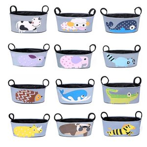 Pram Cart Bags Stroller Organizer Baby Storage Bag 1 Pcs Hanging Basket Strollers Accessories Diaper Backpack