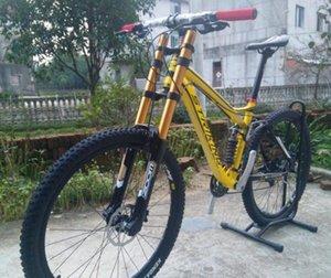 Kalosse Yumuşak-Kuyruk Çerçevesi Hidrolik Frenler Bisiklet Dağ Bisikleti AM / XC 27 Hız 26er Bisikletleri